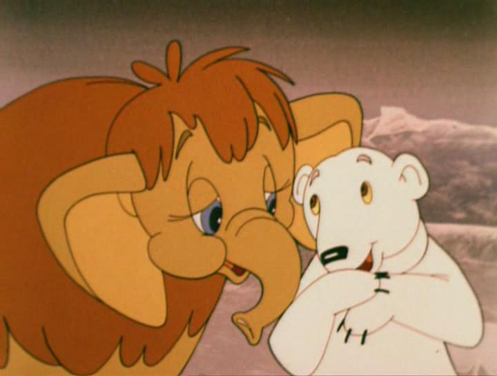 Как мамонтёнок маму искал мультфильм фото 155-55
