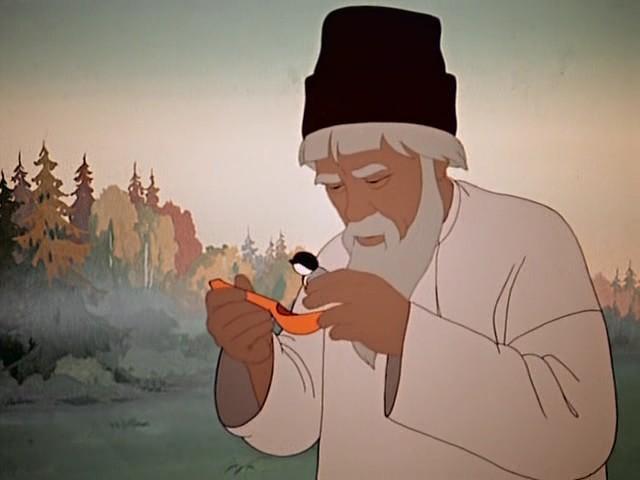 мультфильмы сказка о рыбаке и рыбке торрент