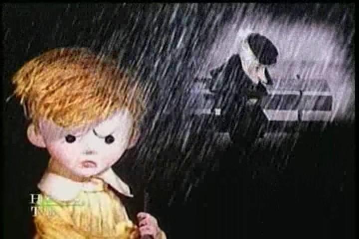 Бабушкин зонтик