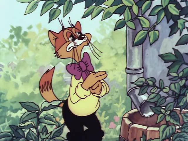 Лето кота Леопольда
