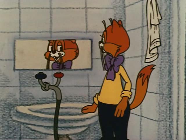 Телевизор кота Леопольда